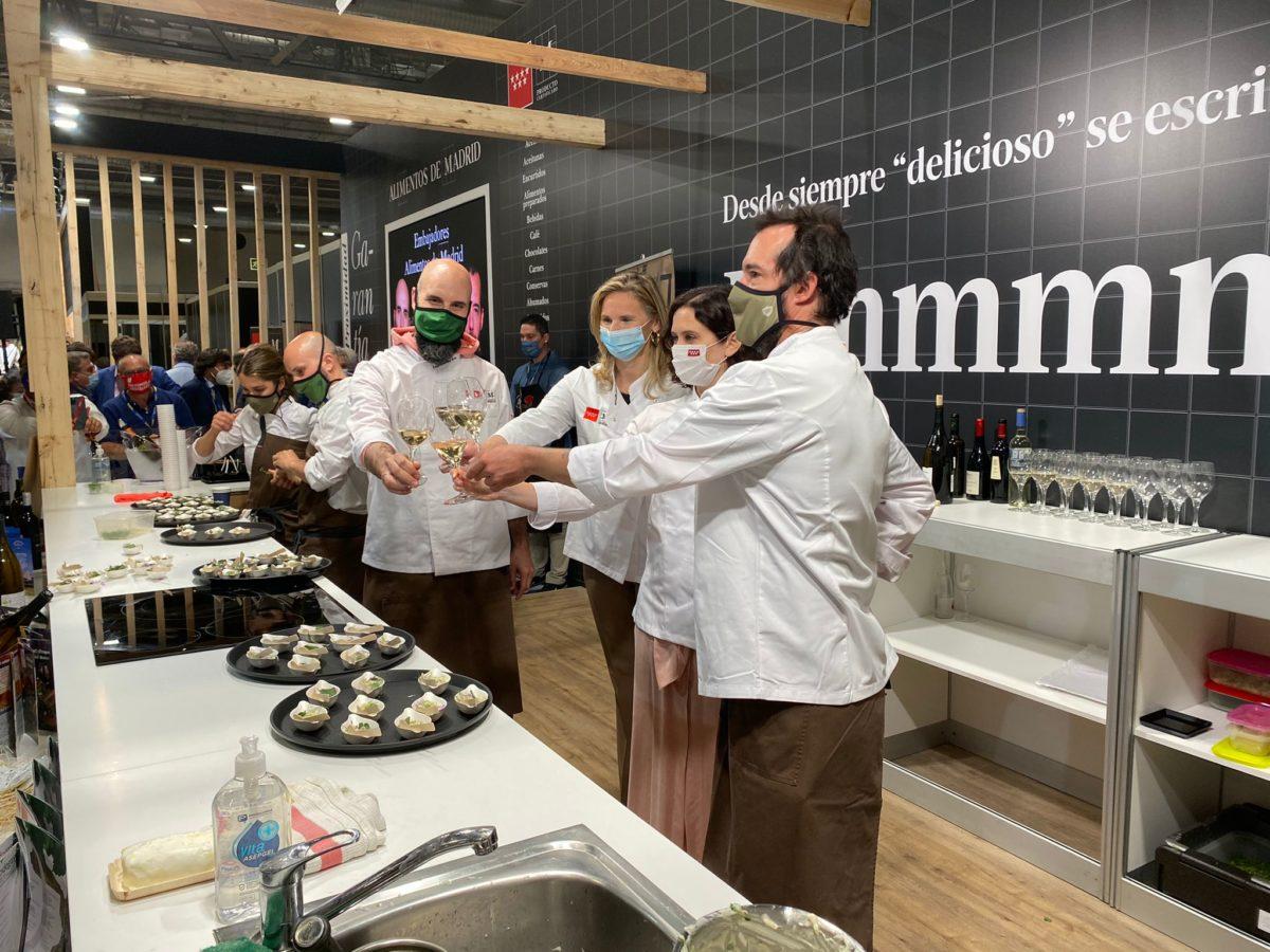 Denominación de Origen Vinos De Madrid, presente un año más en Madrid Fusión Alimentos de España'21