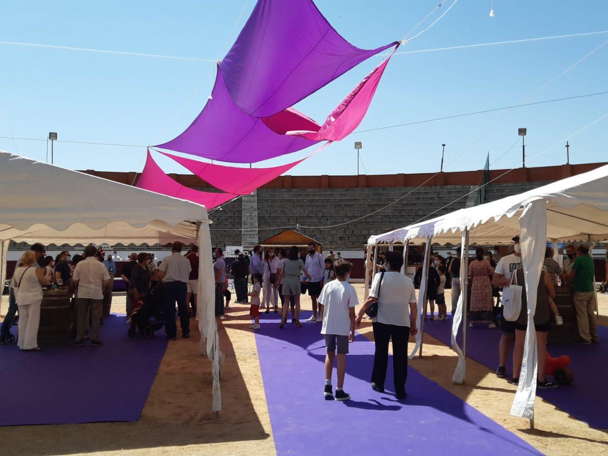 I Feria del Vino de San Martín de Valdeiglesias