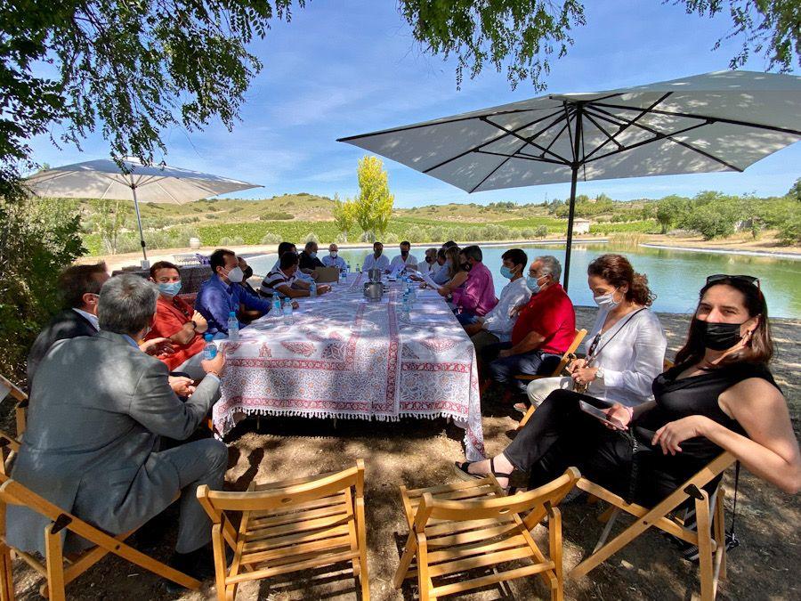 El Consejo Regulador de la DO Vinos de Madrid apuesta por la zonificación